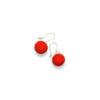 Dots Colors Drop Earrings I