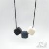 Grey Balance Necklace